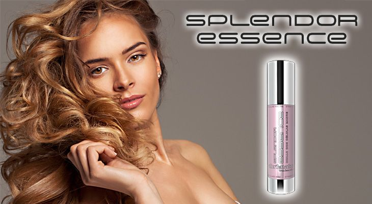 suavidad y brillo insuperables con splendor essence